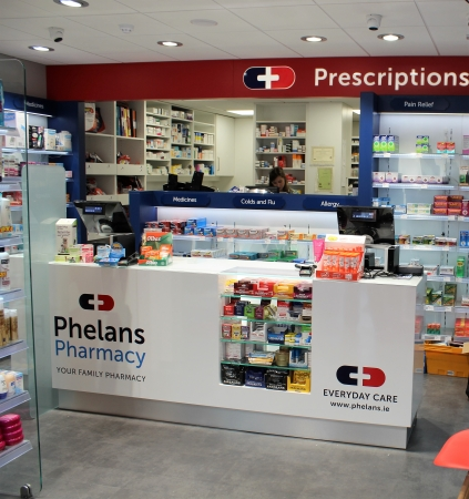 Phelan's Pharmacy Cork