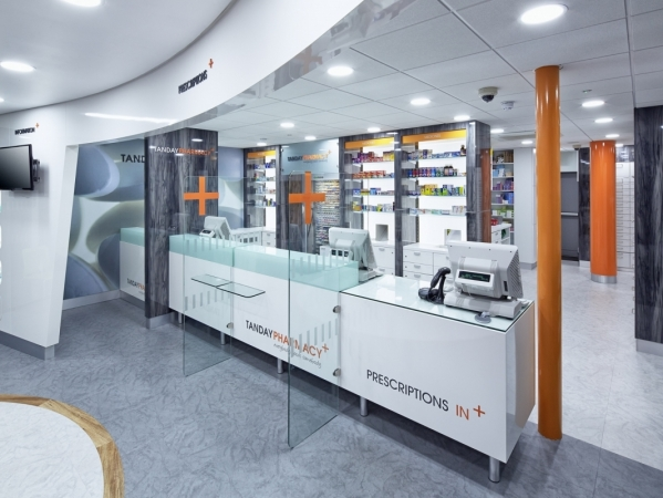 Pharmacy Fitout