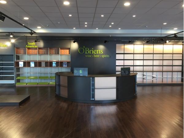 Off Licence Retail Fitouts