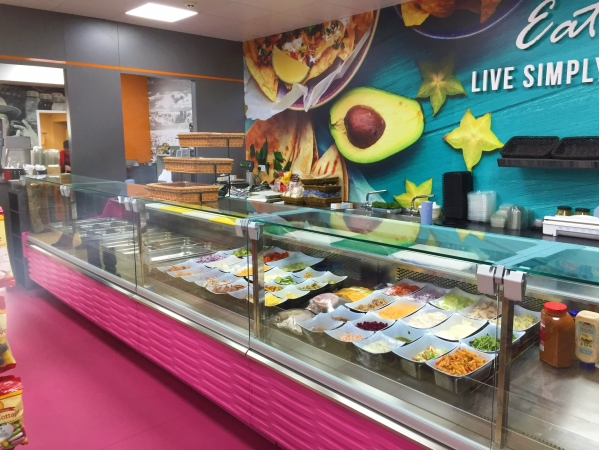 Specialised Retail Fitouts
