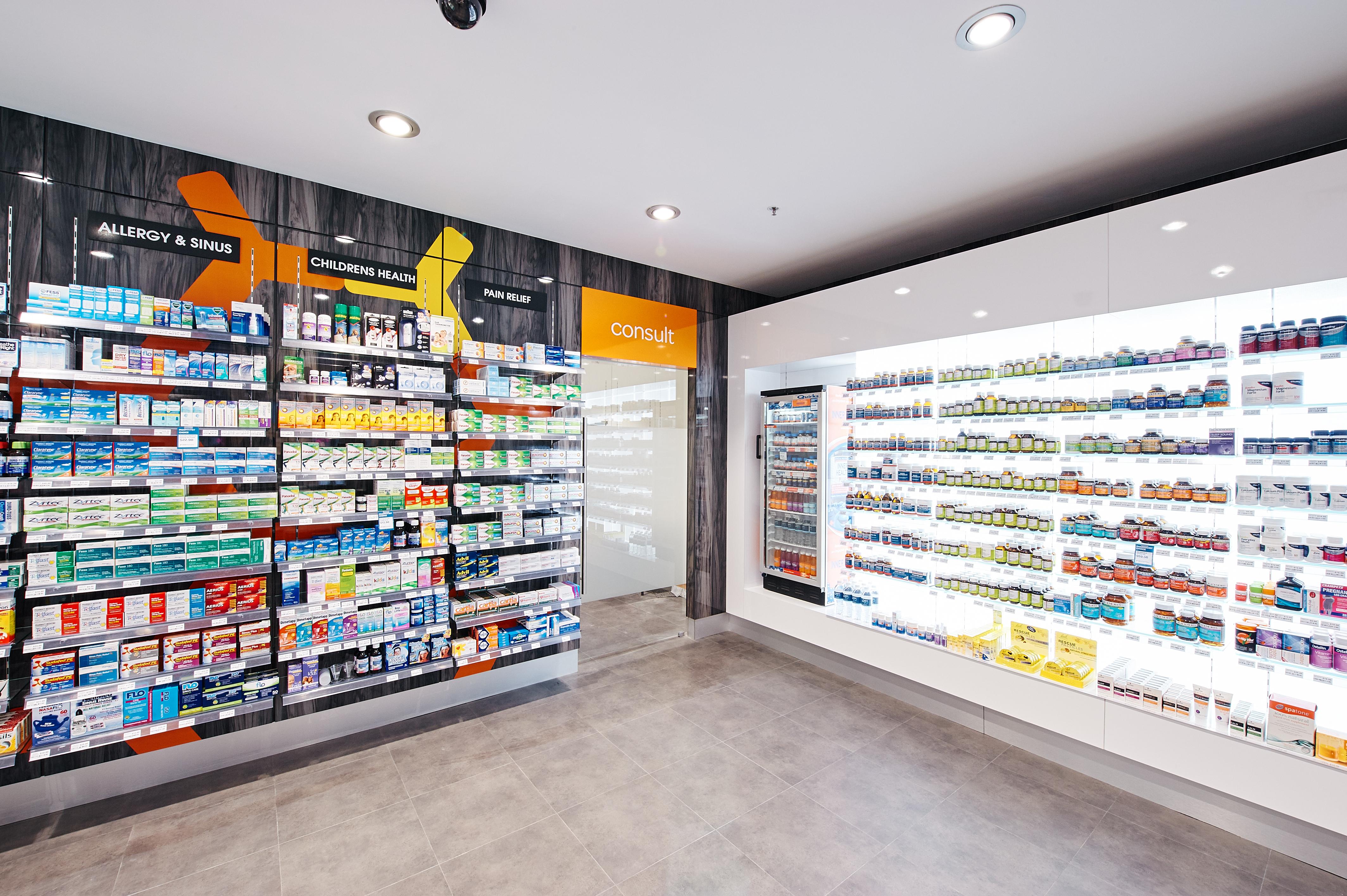 drugstore australia