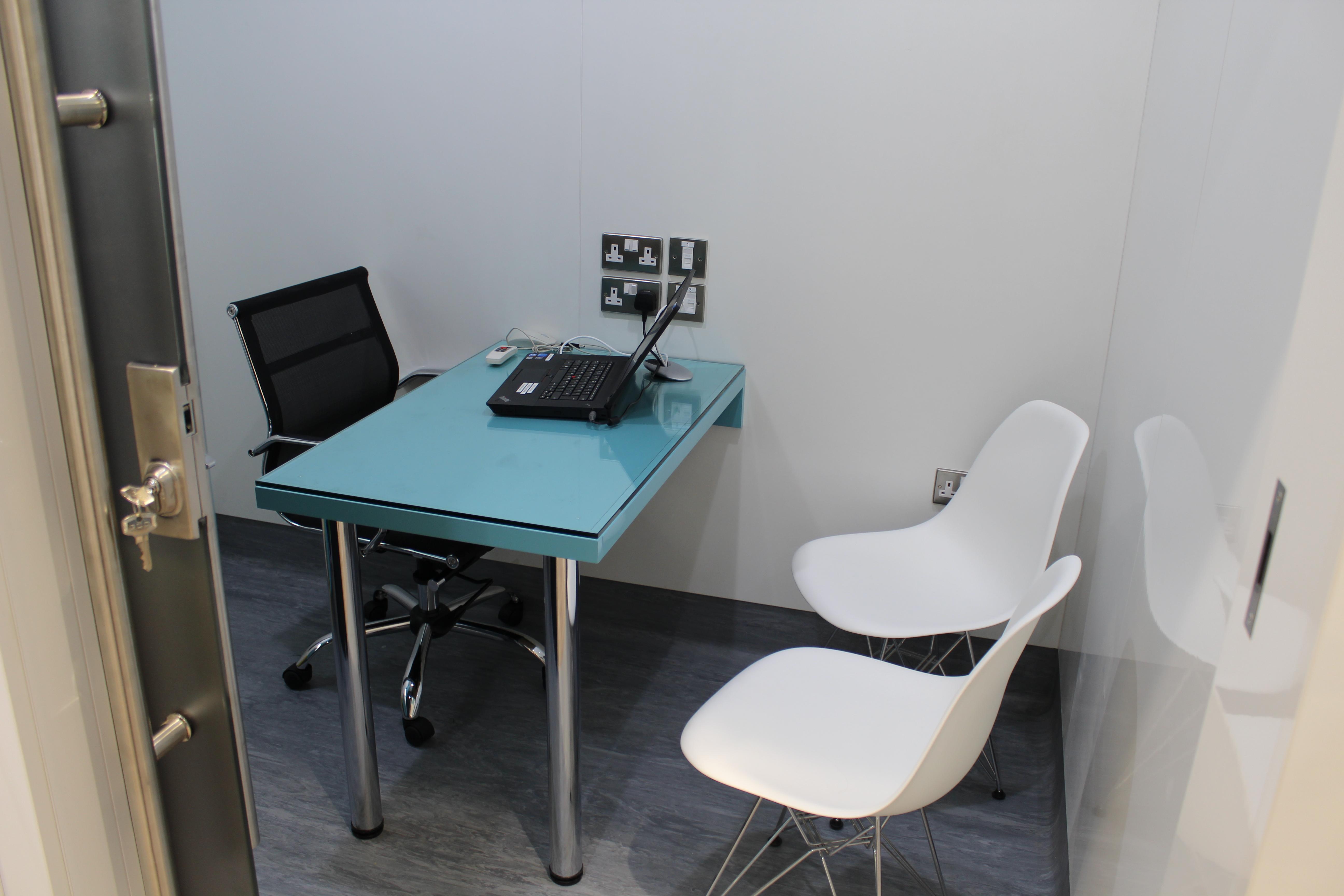 Consultation Rooms