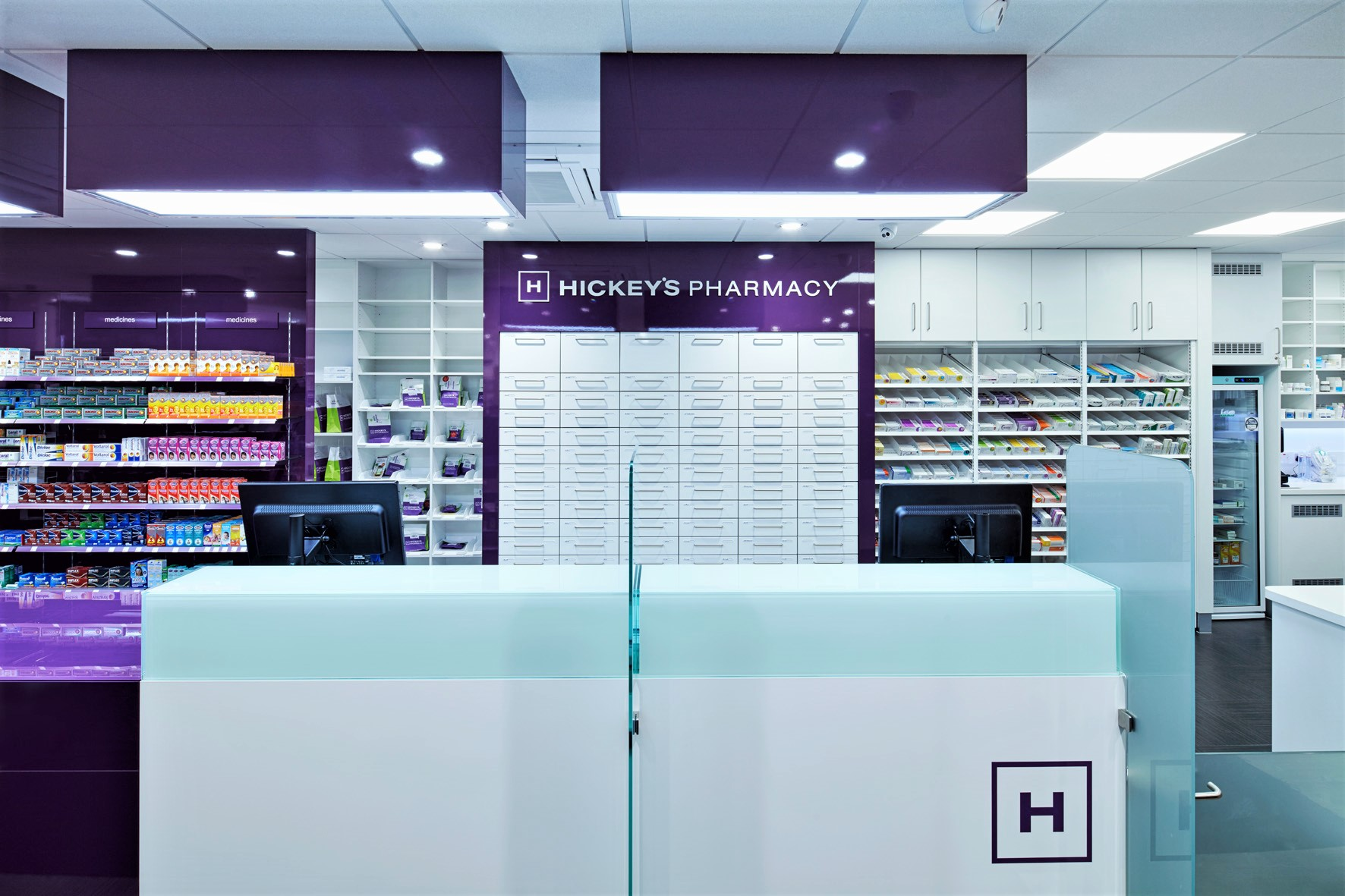 whelan pharmacy Pharmacy products dispensing products made simple in an increasingly complex and competitive business, successful pharmacies are embracing the idea that efficiency makes things simpler - and simpler is better.