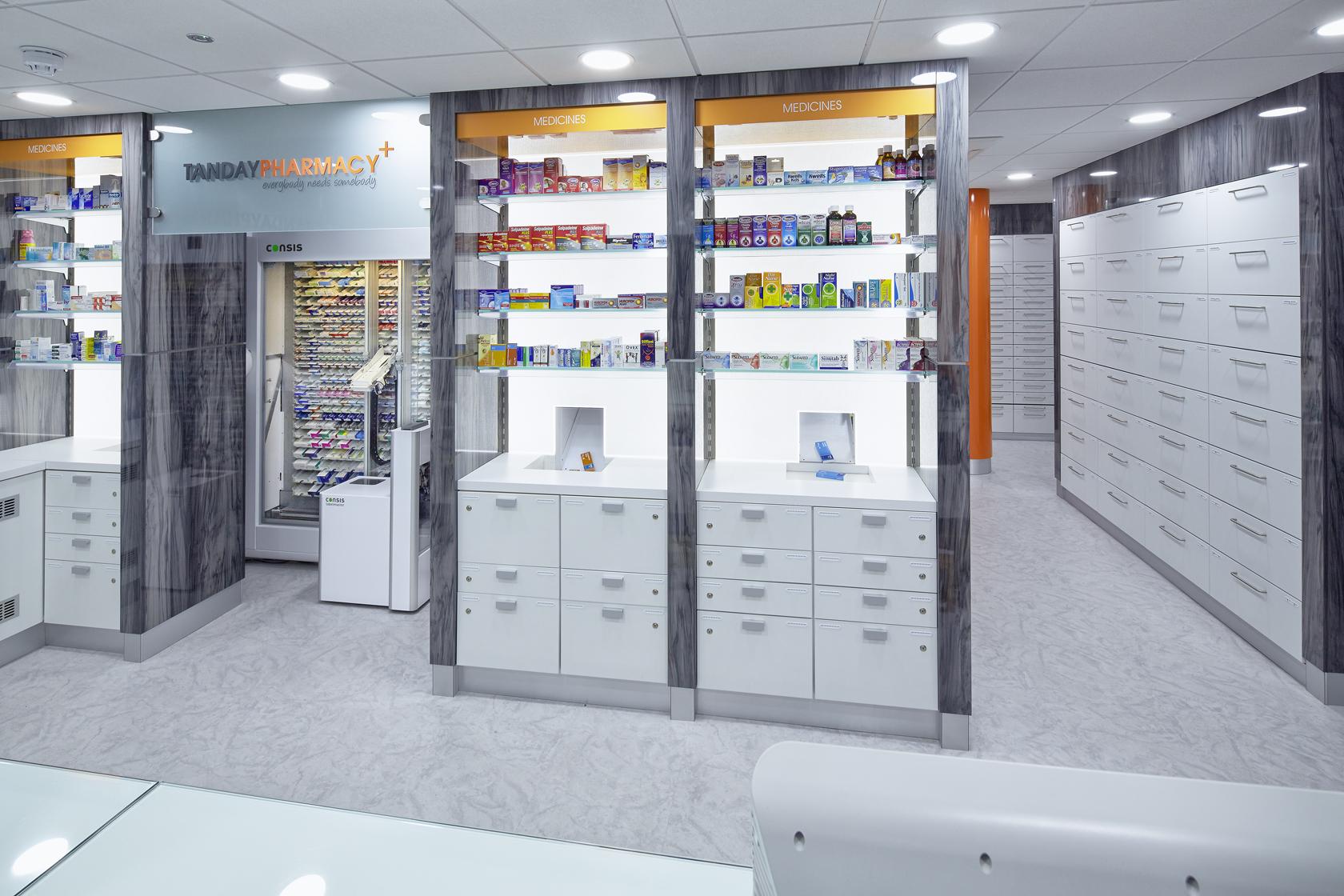 Best Pharmacy Consultation Rooms